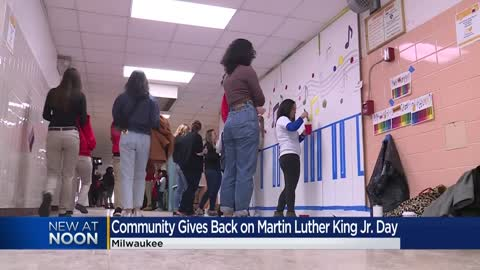 ' Life and legacy of MLK Jr. celebrated in Milwaukee